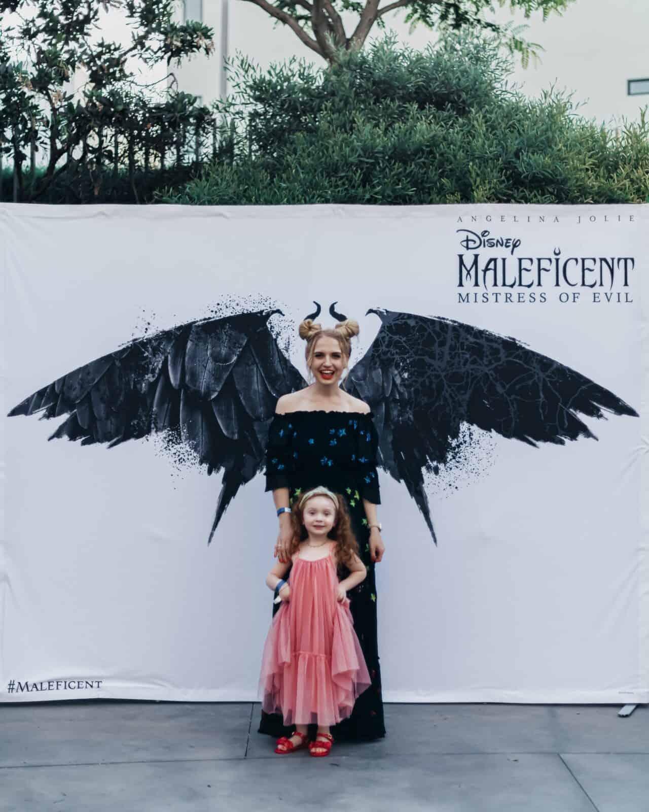 Maleficent Mistress Of Evil Screening At IMAX Headquarters
