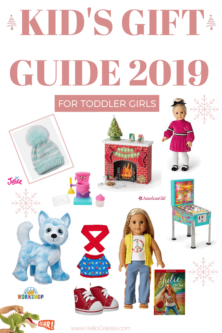 Kid's Gift Guide 2019