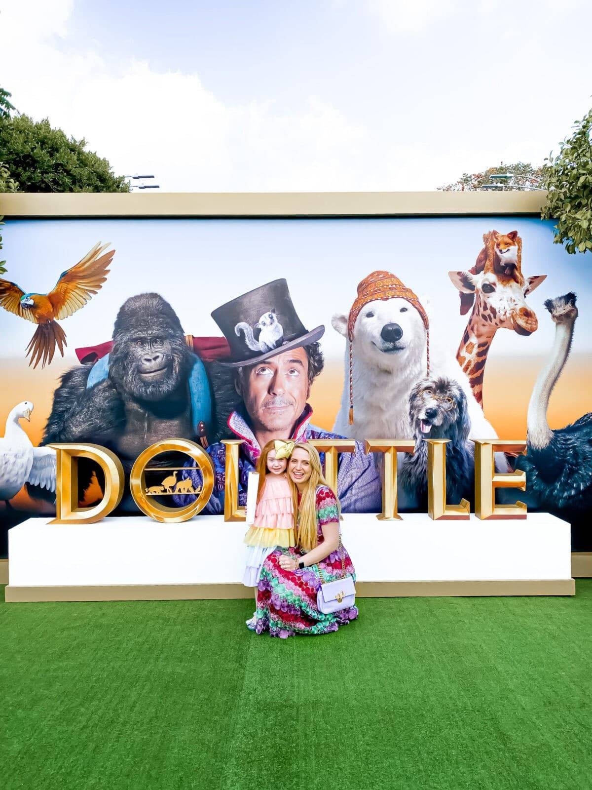 DOLITTLE Movie Premiere