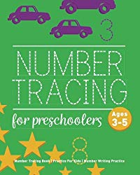 Number Tracing Book For Preschoolers