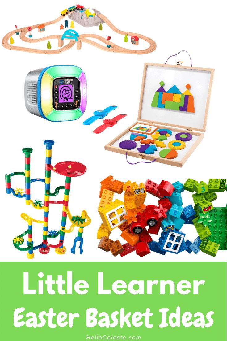 little learner Easter Basket Ideas