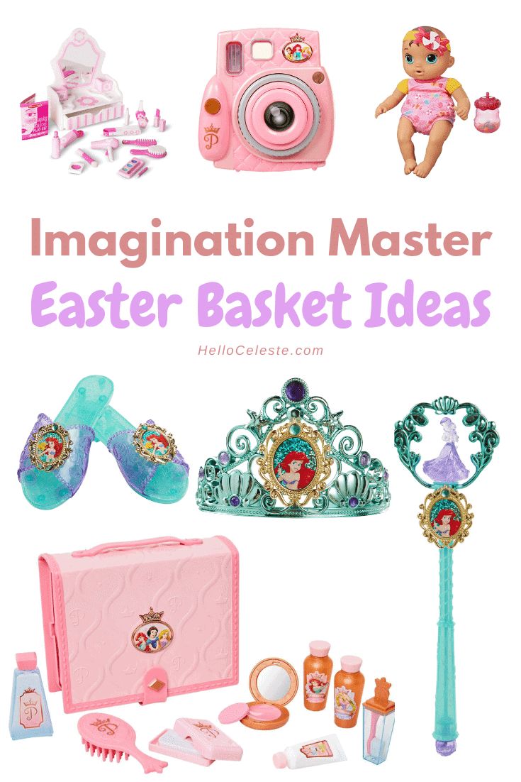 Imagination Master Easter Basket Ideas