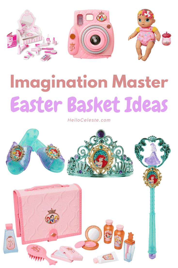 Imagination Master Easter Basket Ideas