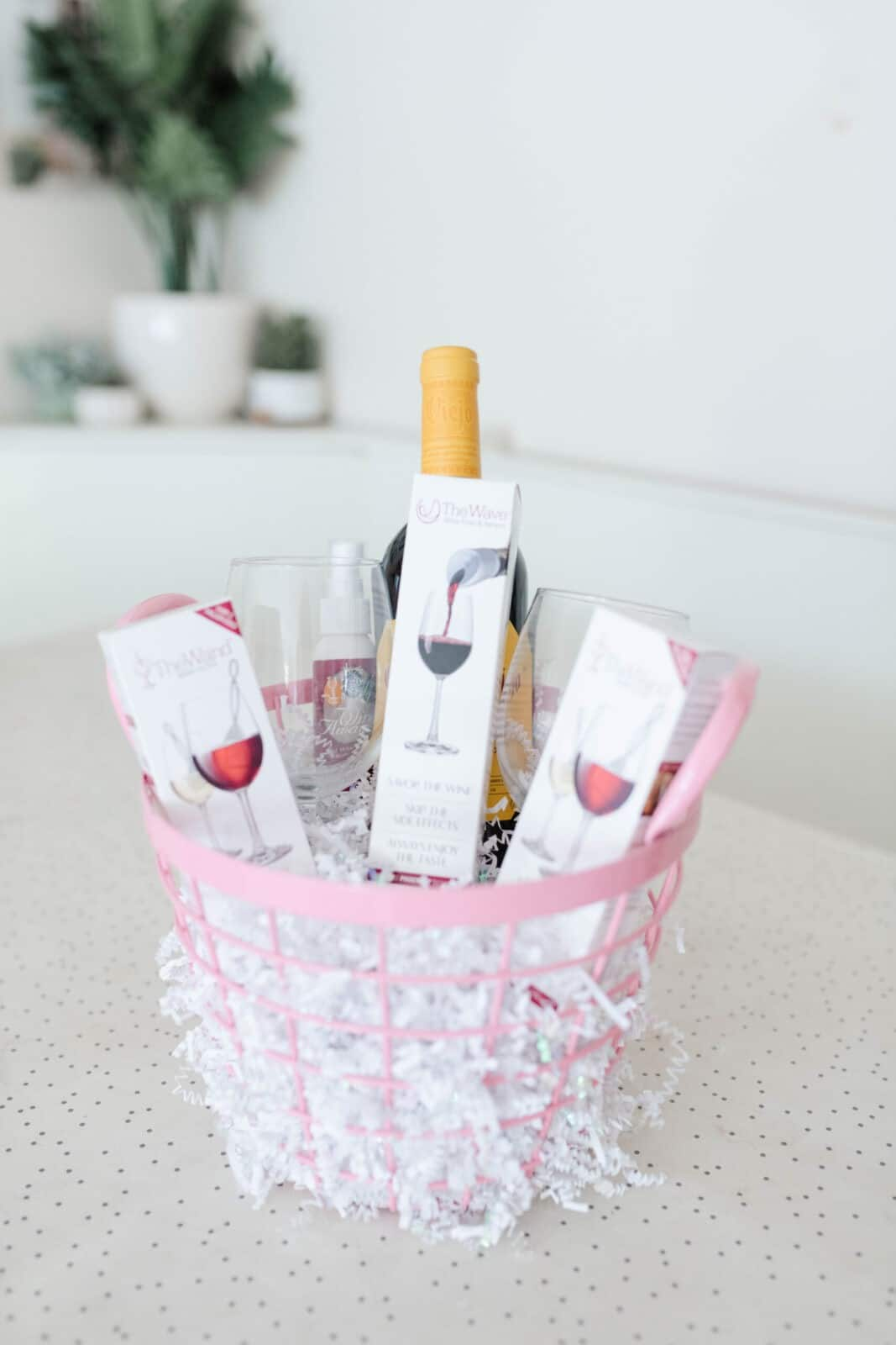 EASTER BASKET GIFT IDEAS FOR WINE LOVERS