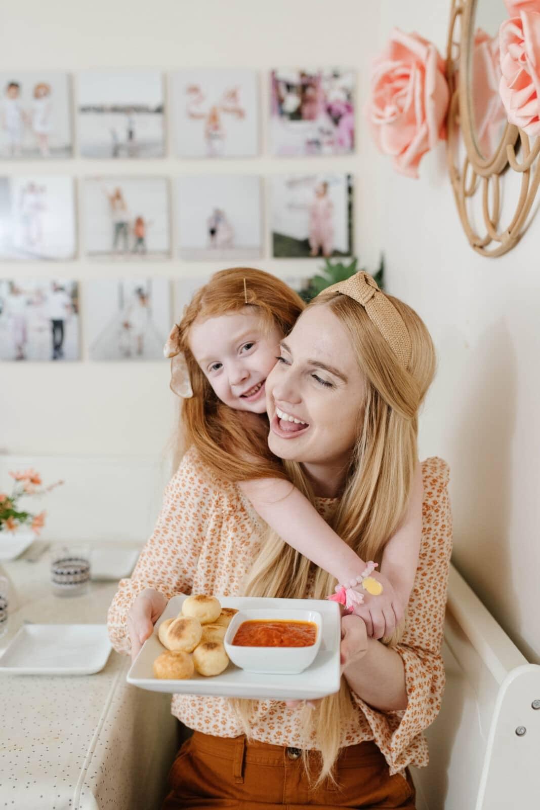 Celeste and Lila Wright