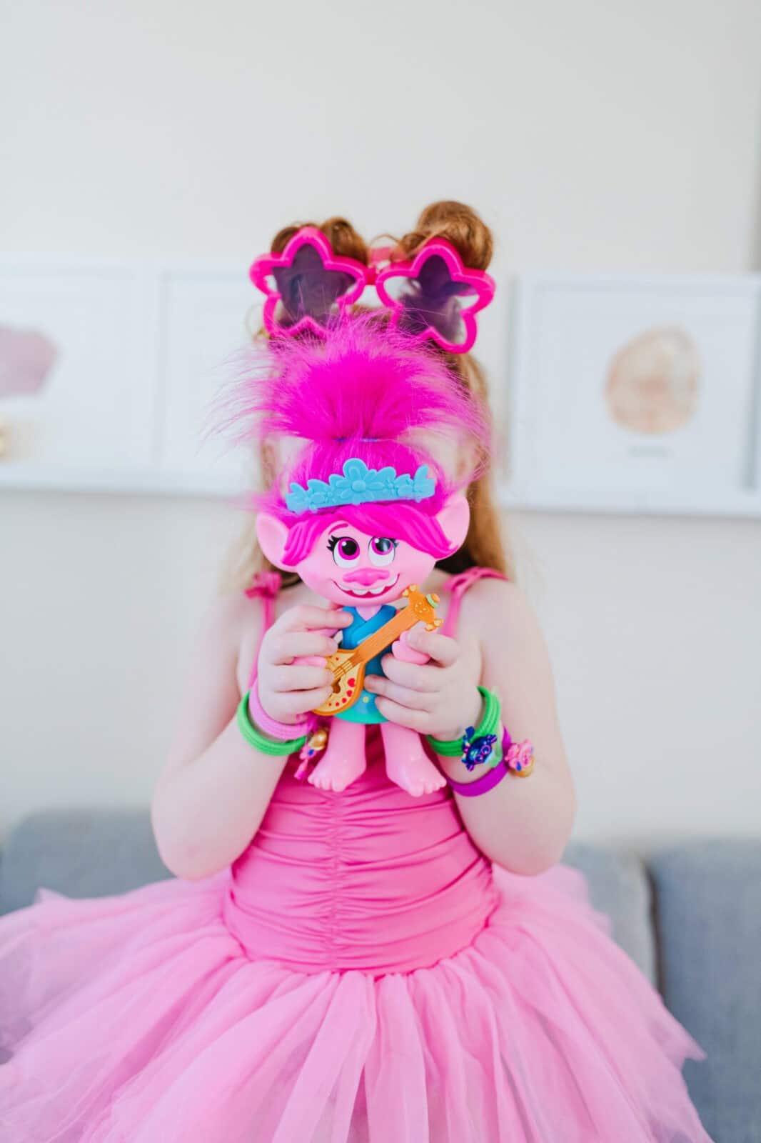 trolls toys Hasbro