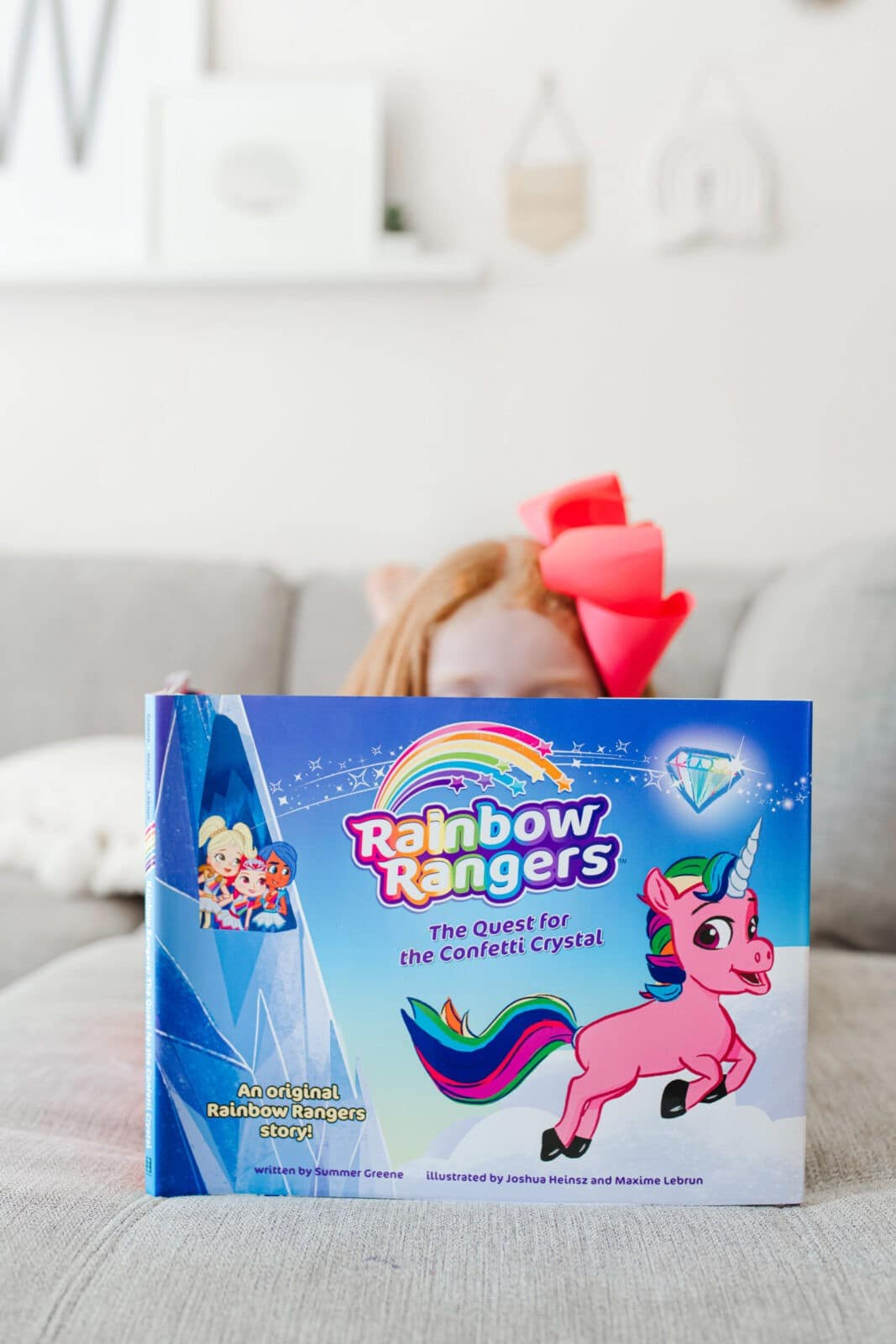 rainbow rangers the quest for the confetti crystal