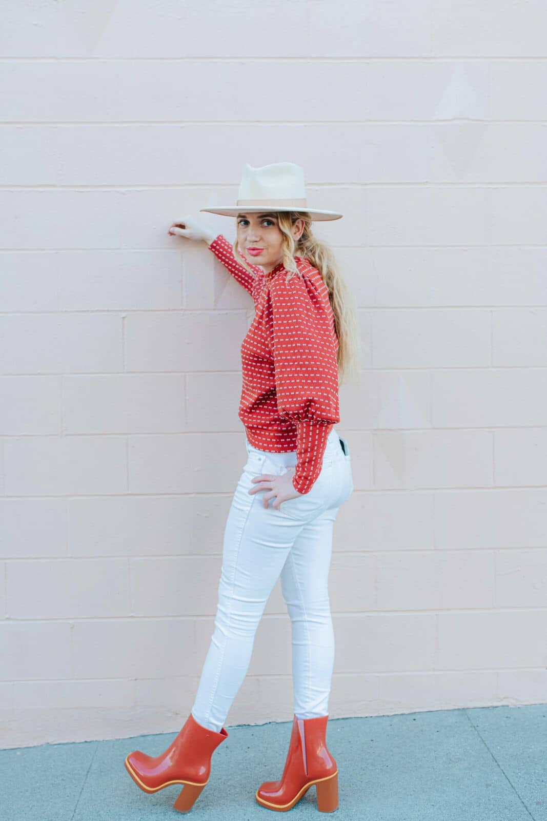 Los Angeles City Walls Blogger