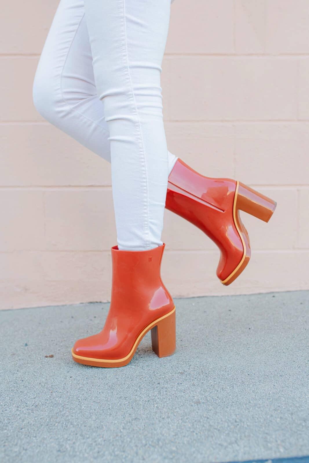 Melissa Shoes Boots