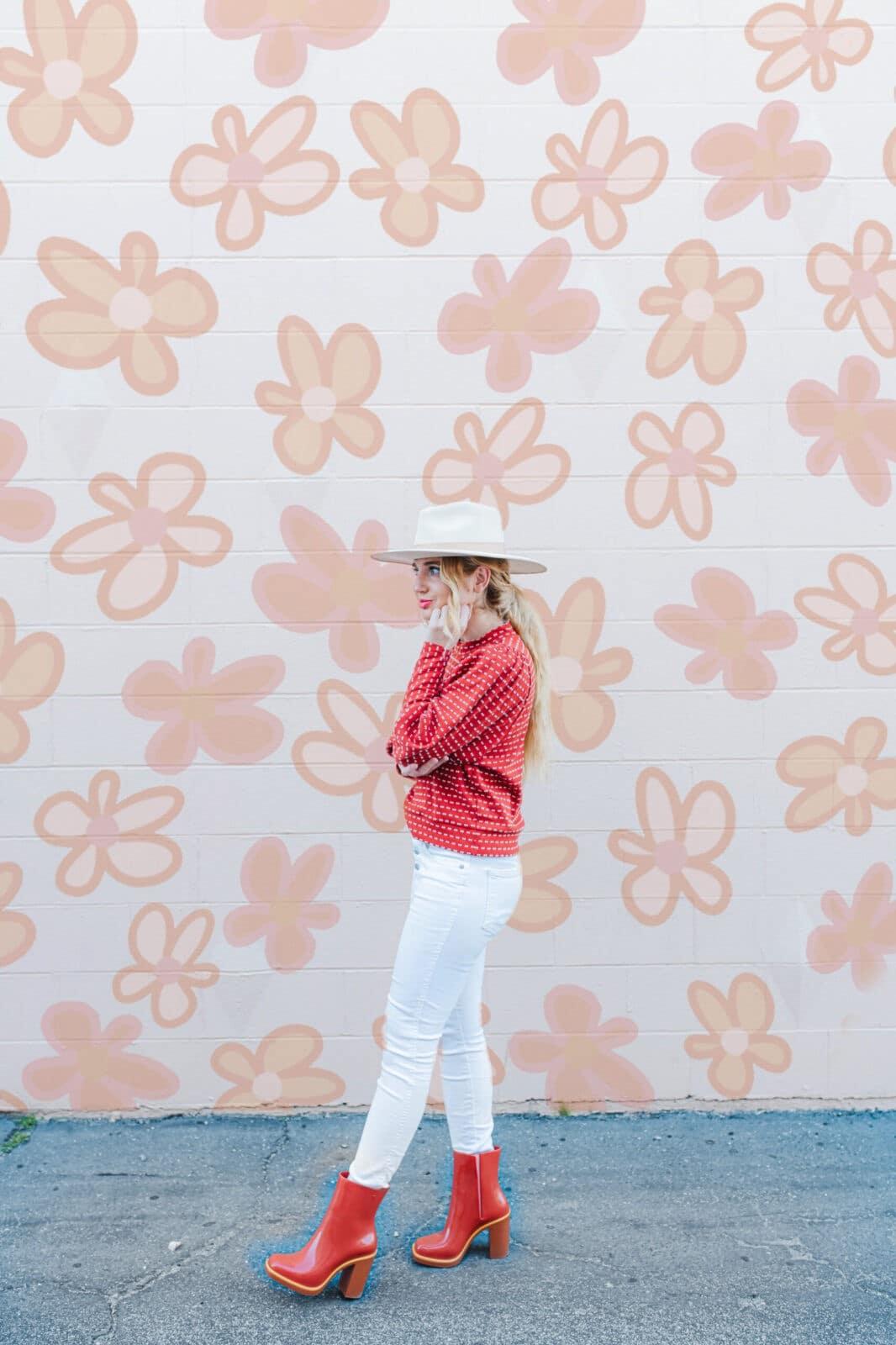 PicsArt Flower Wall