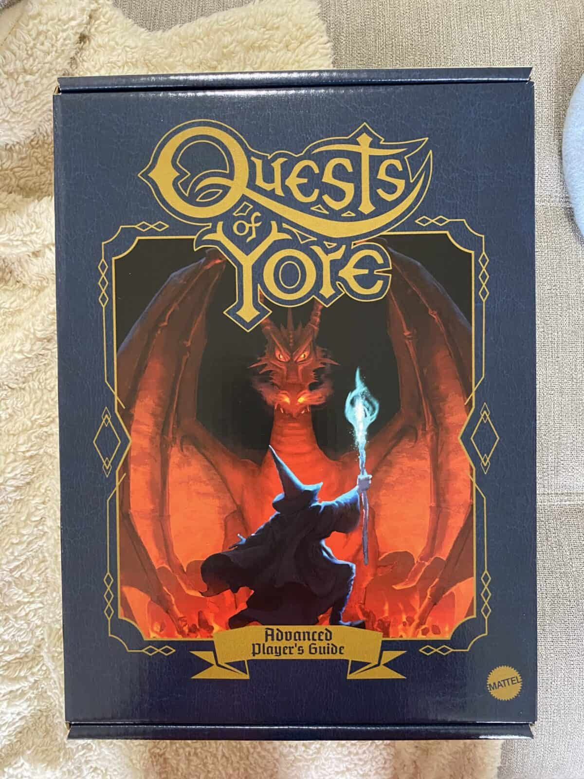 onward quests of yore