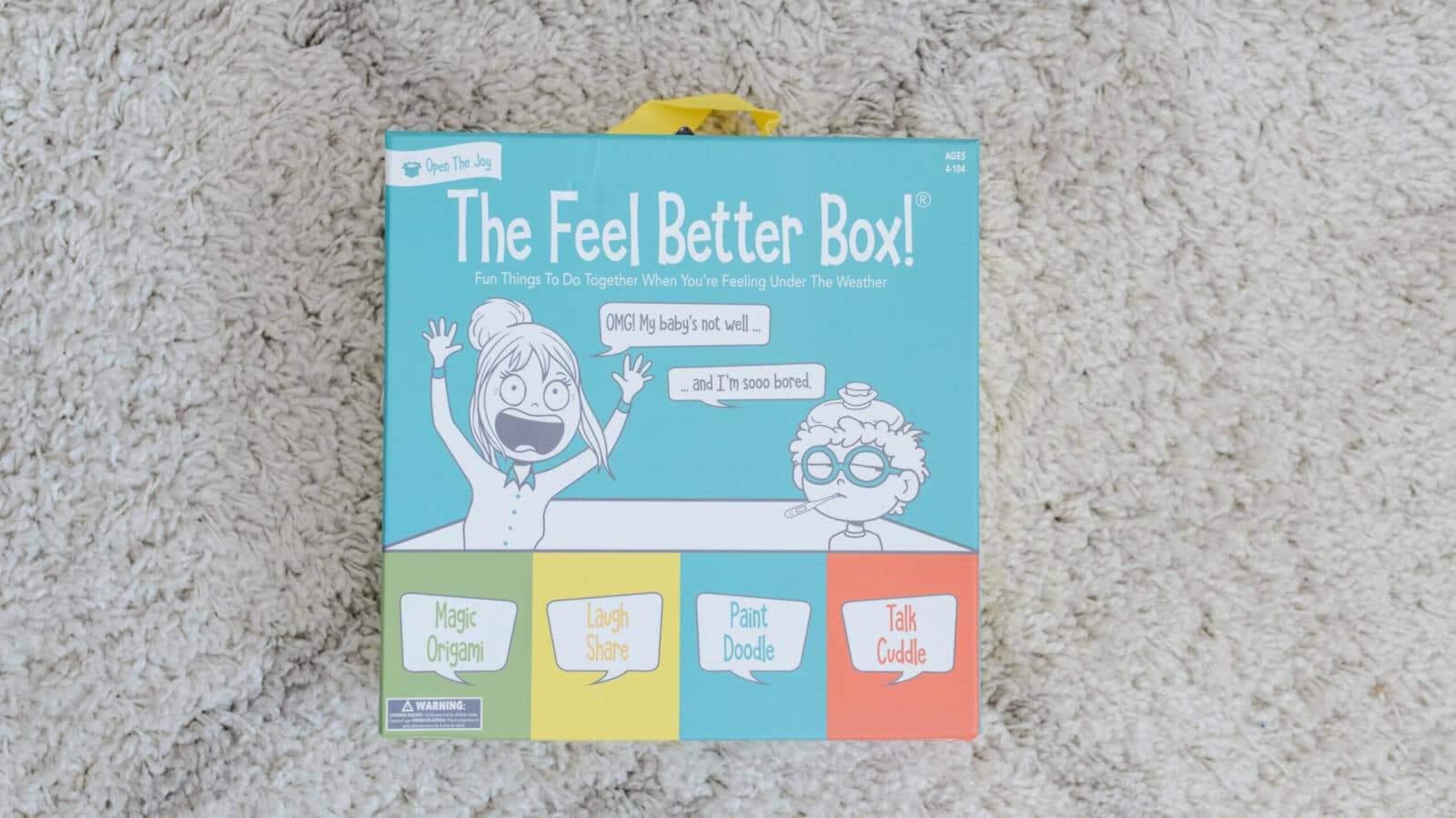 Open The Joy - Activity Box