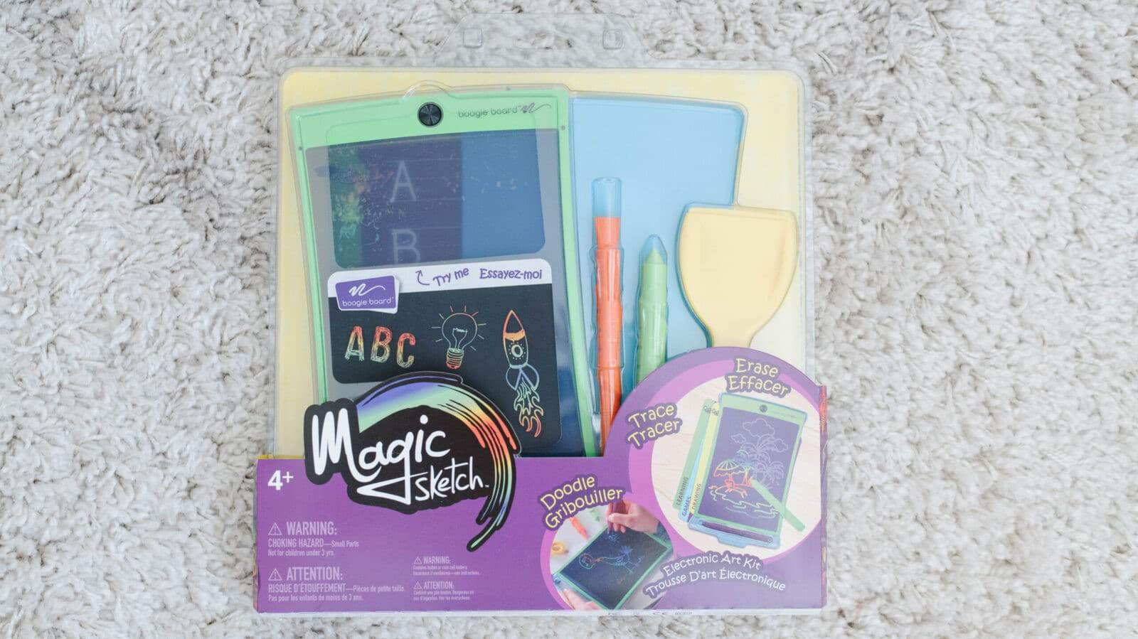 Boogie Board Sketch Tablet