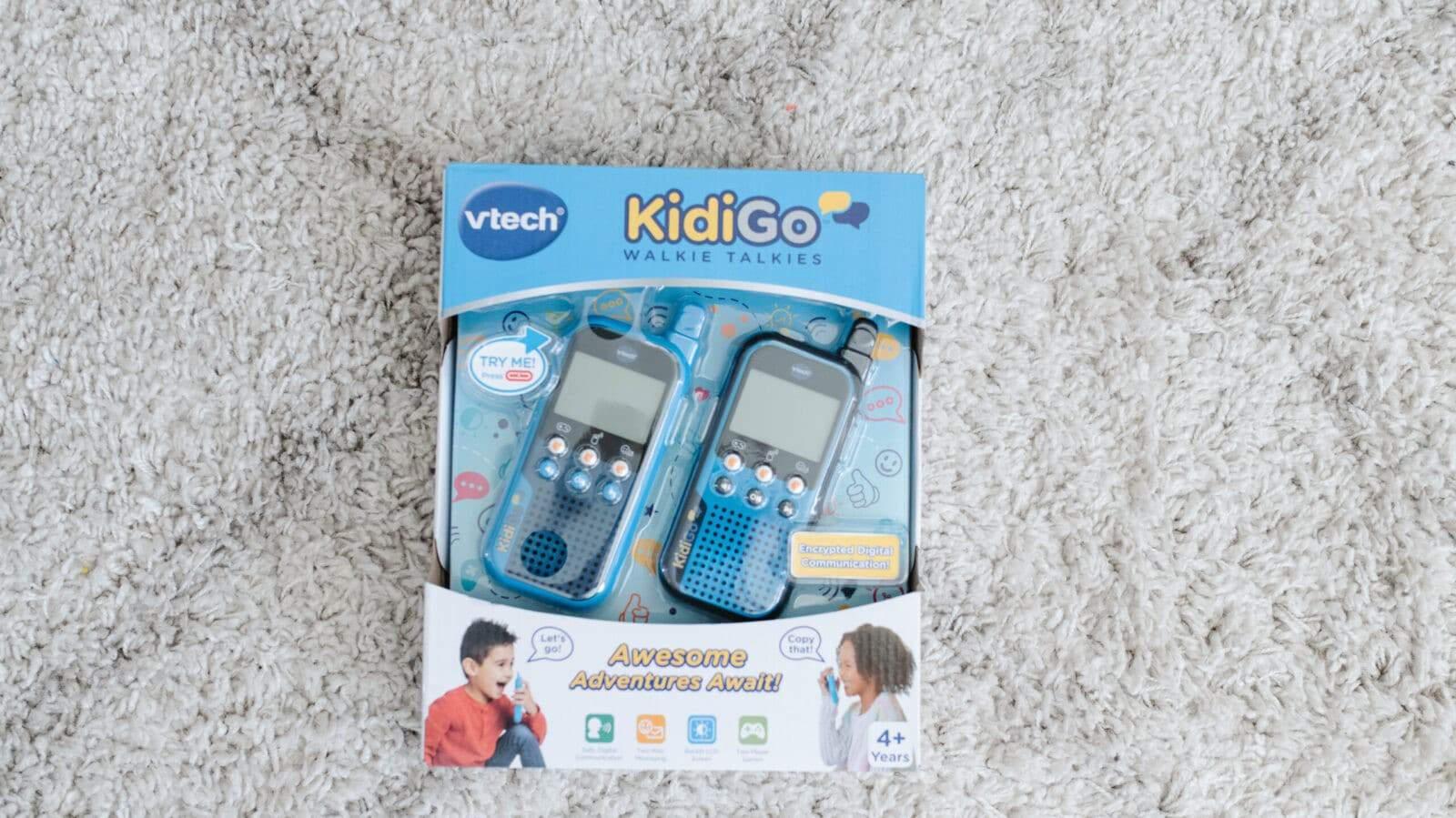 VTech KidiGo Walkie Talkies