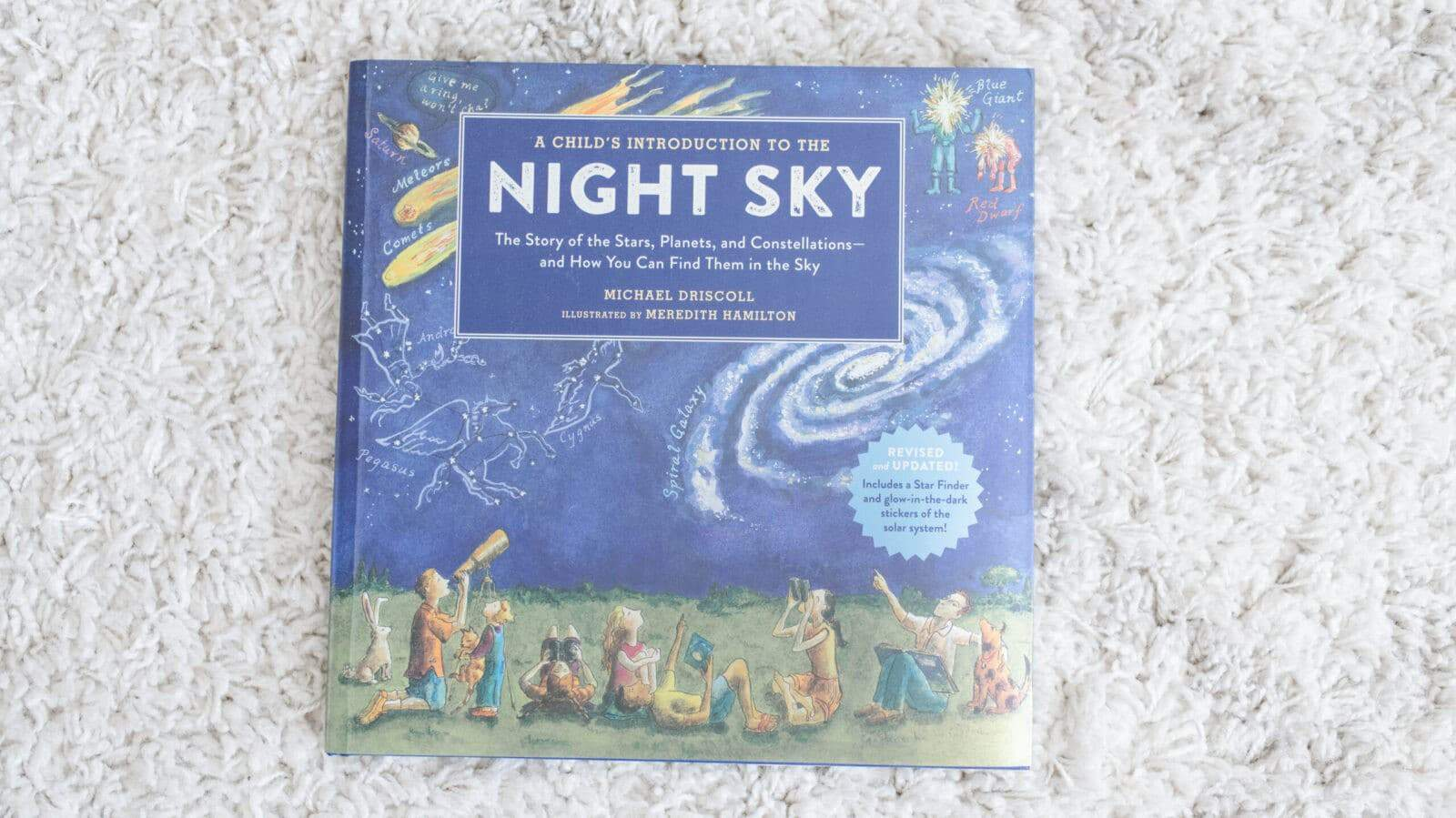 Black Dog Publishing- A Child's Introduction to the Night Sky Book