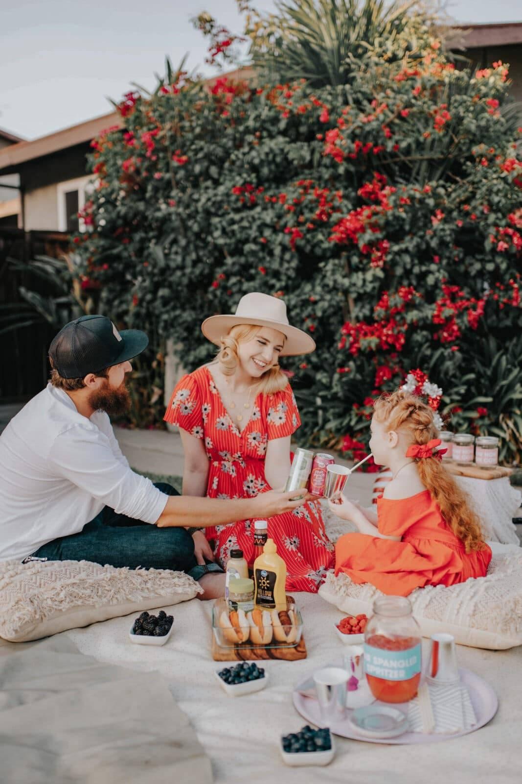 Memorial Day Family Picnic