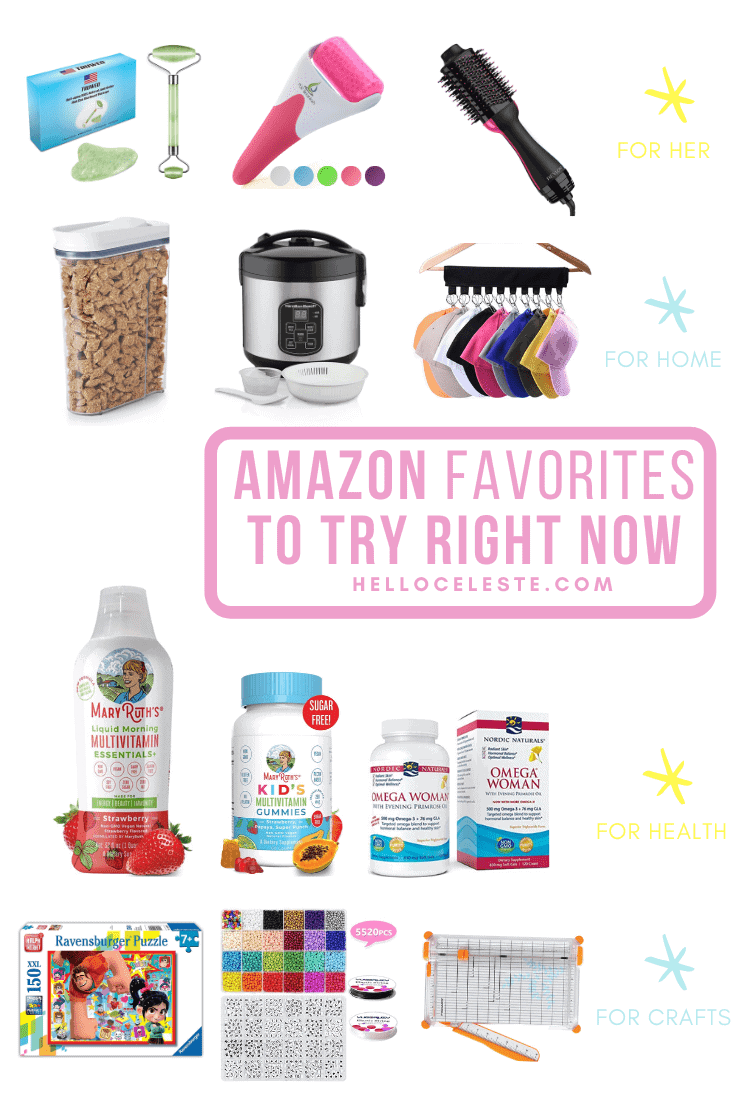 AMAZON FAVORITES May