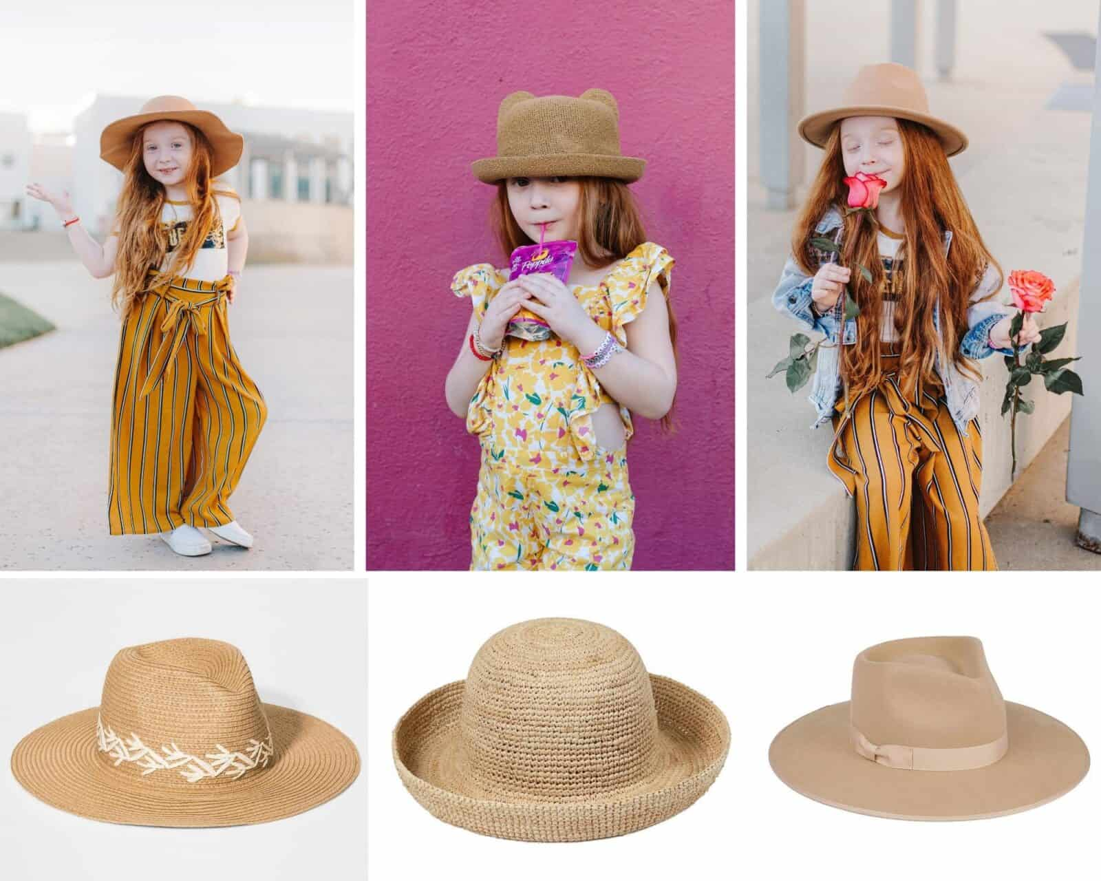 Twelve Affordable Fall Hats For Girls