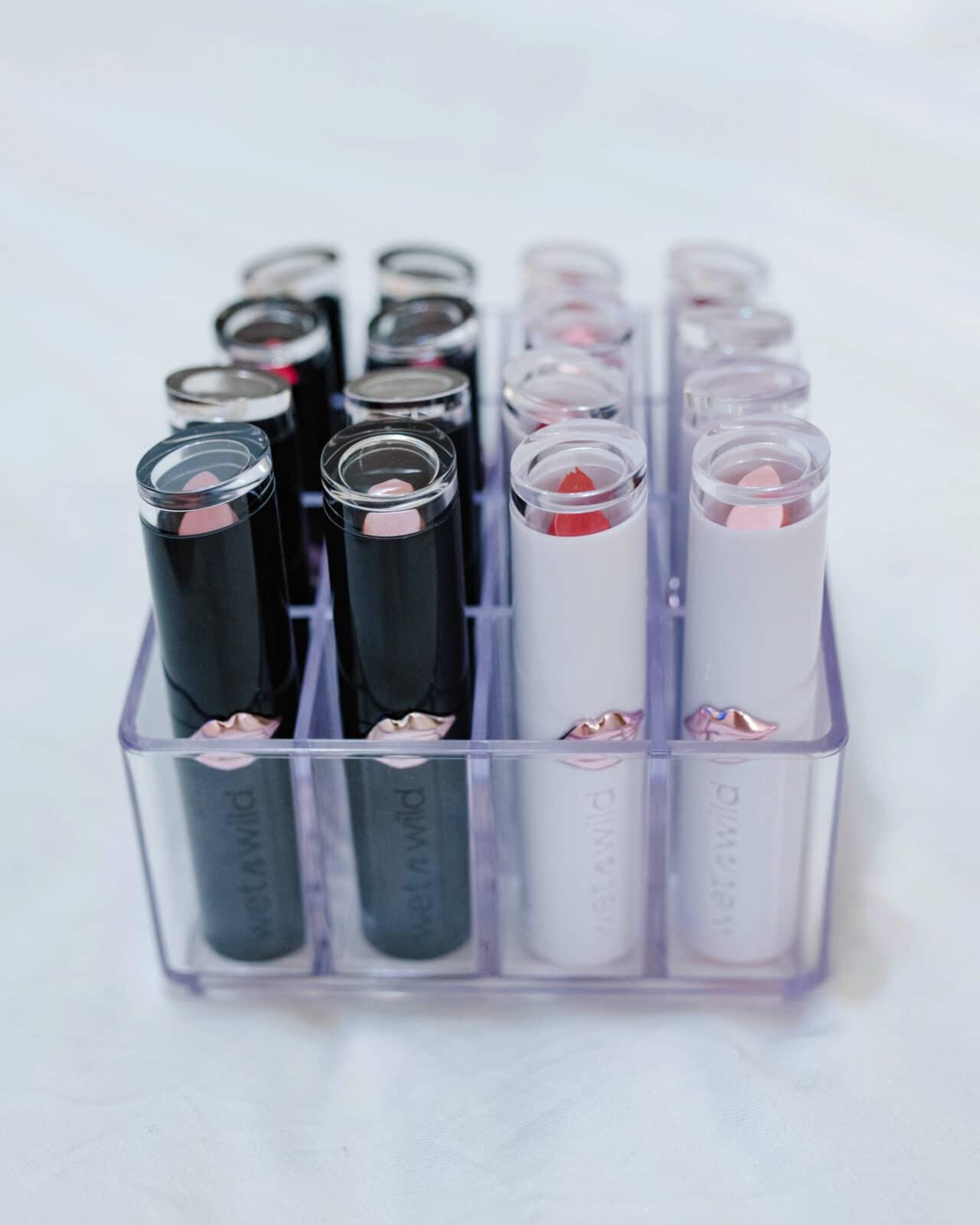 Mega Last Lip Colors. The MEGA LAST HIGH-SHINE LIP COLOR