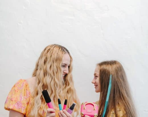 Transform Your Tweens Look With Hollywood Hair Studio