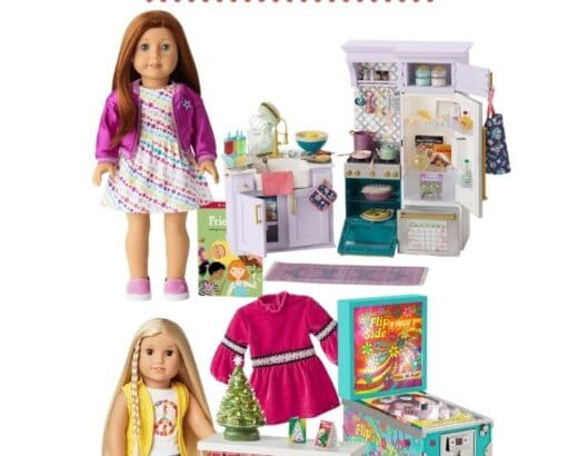 American Girl Holiday Gift Guide For Girls