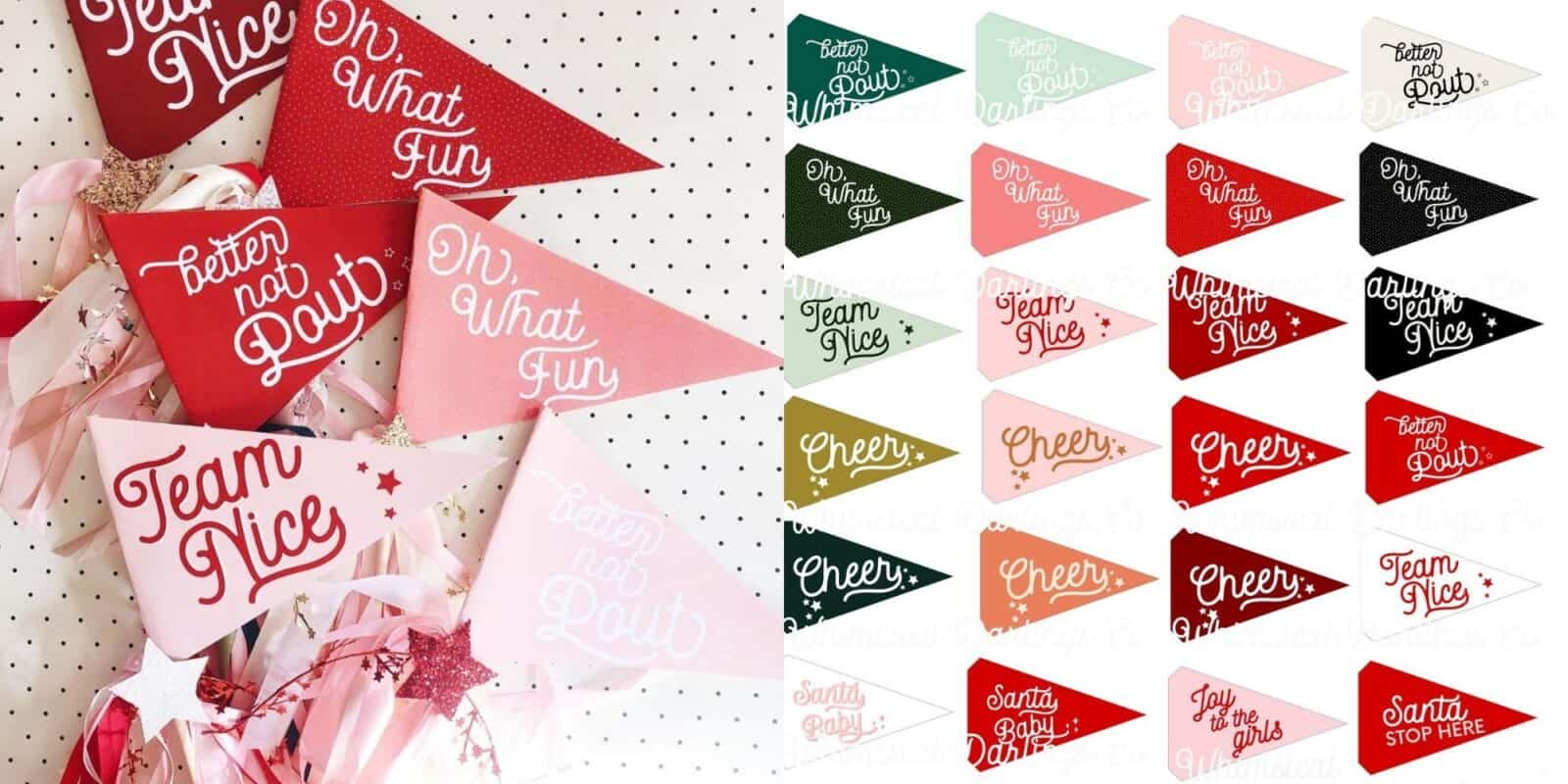 Whimsical Flags