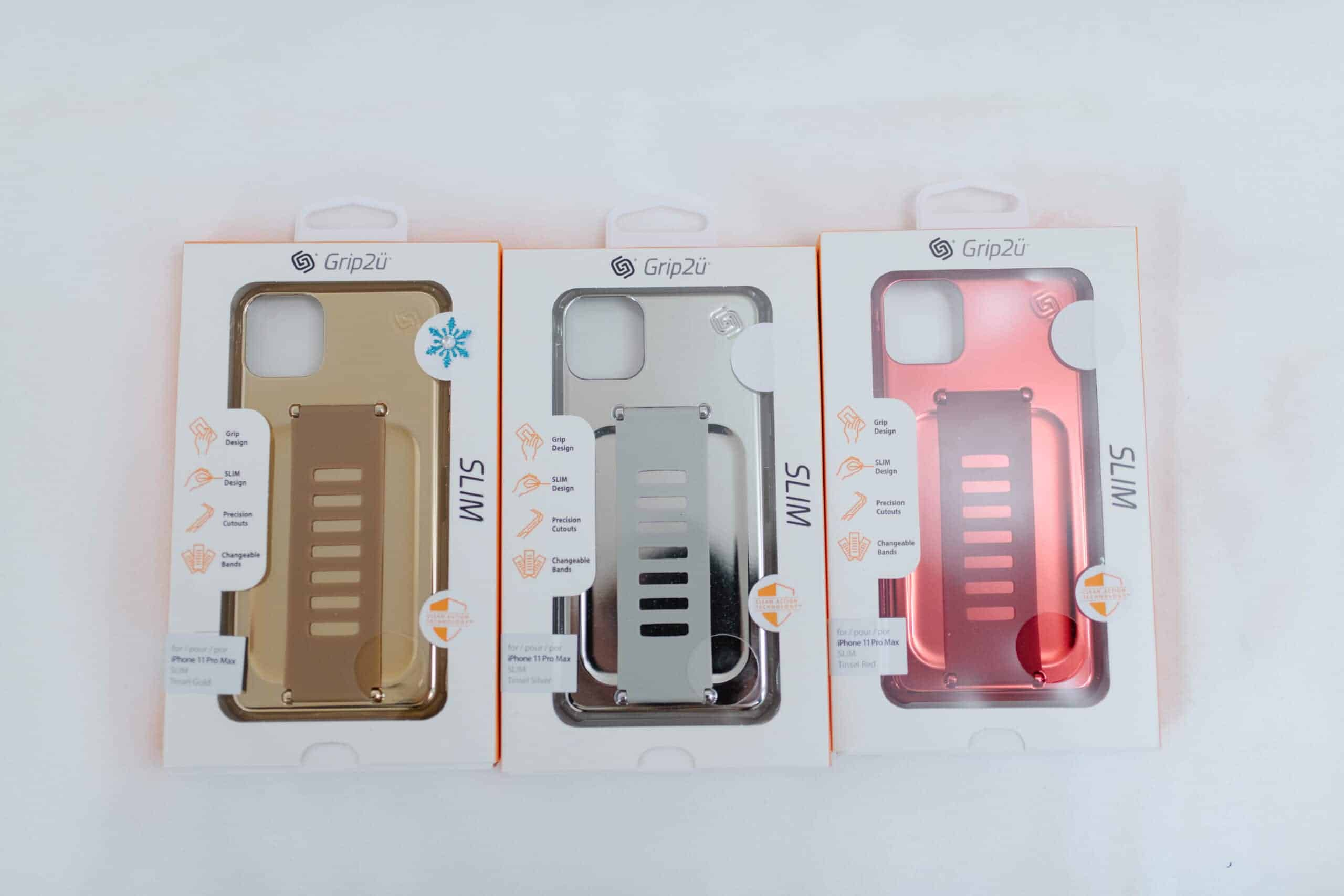 Grip2U Phone Cases