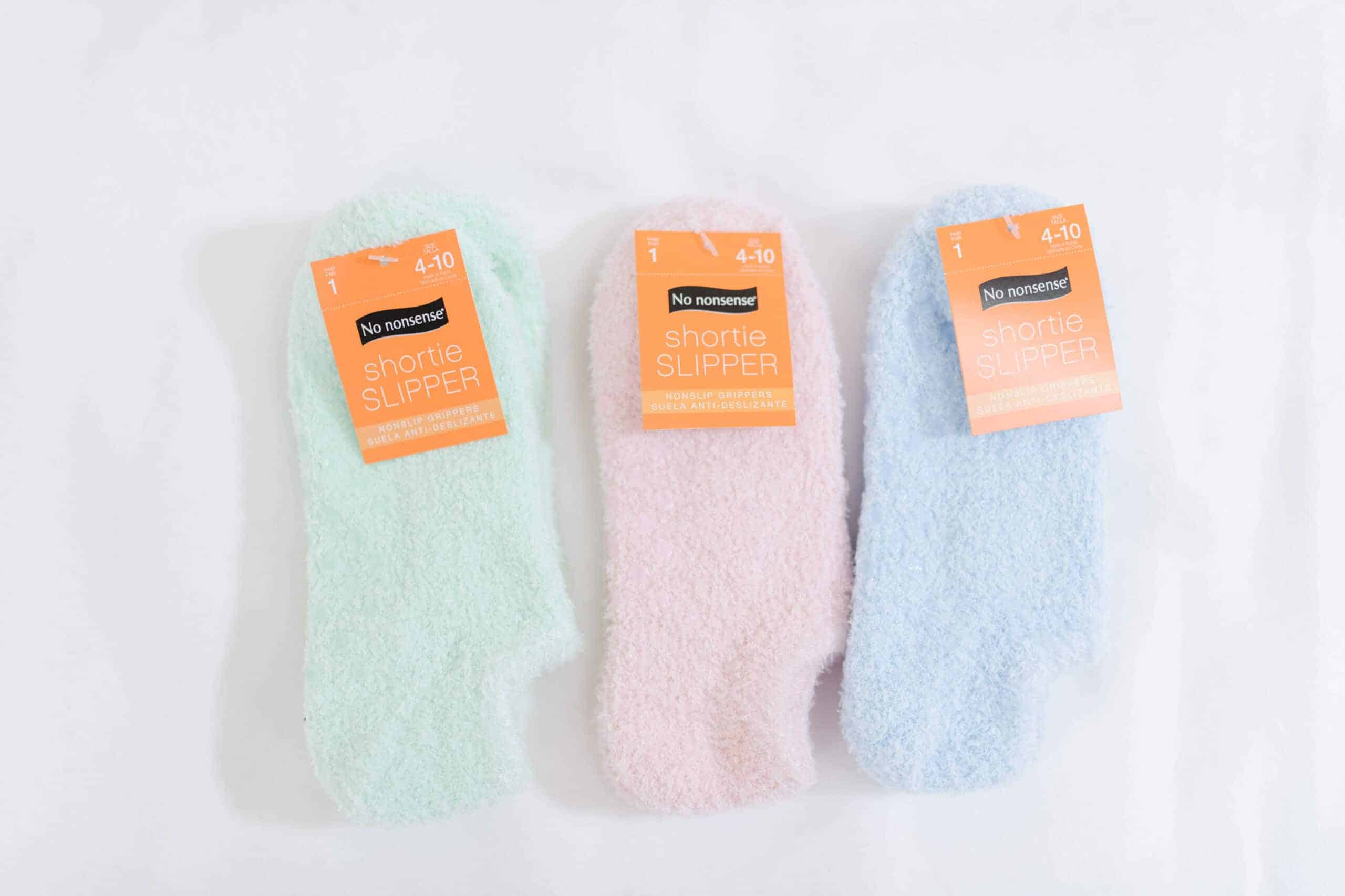 Slipper Socks from No Nonsense