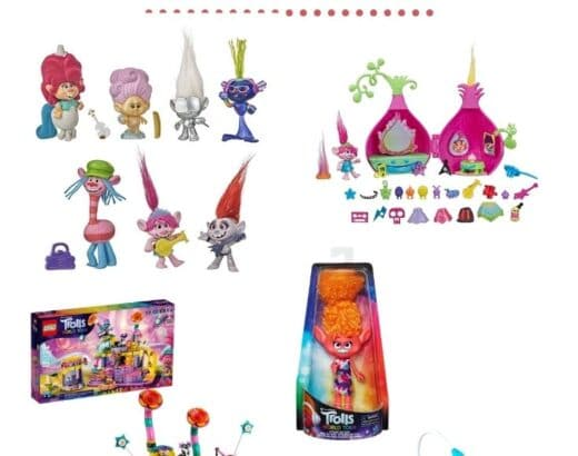 Trolls World Tour Gift Guide