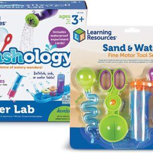 Learning Resources Splash Science Set Bundle