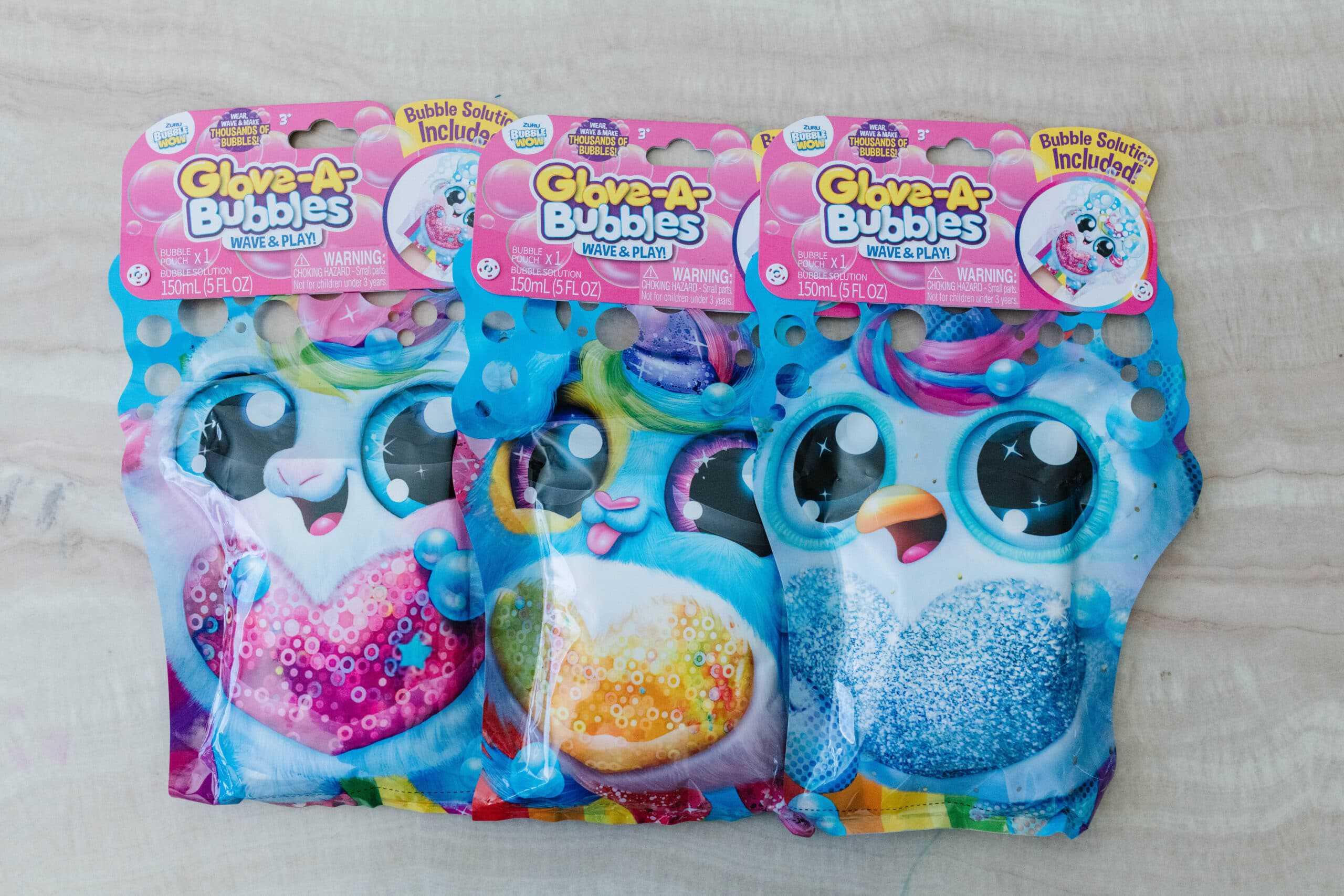 Glove-A-Bubbles from ZURU