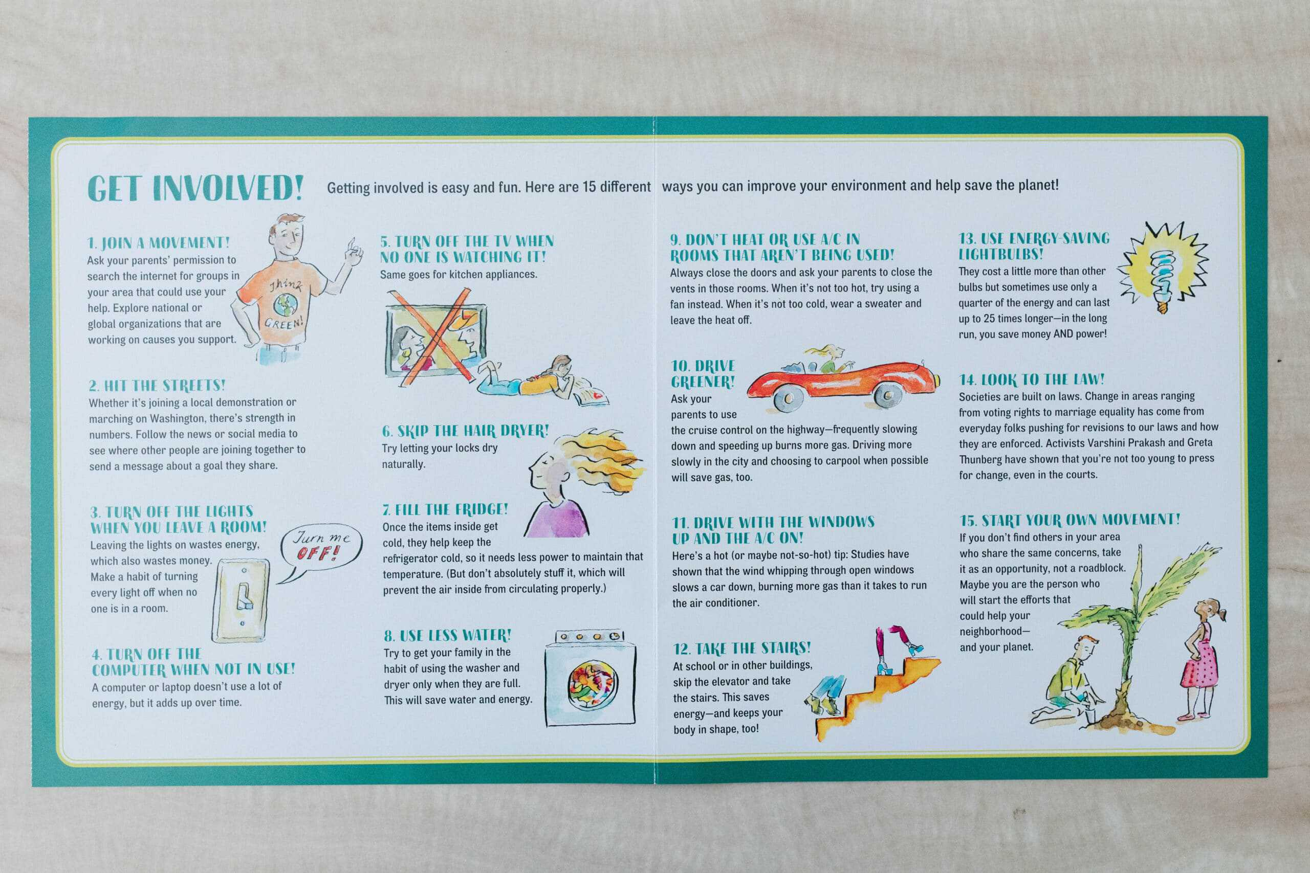 A Child's Introduction to the Environment Book from Black Dog & Leventhal