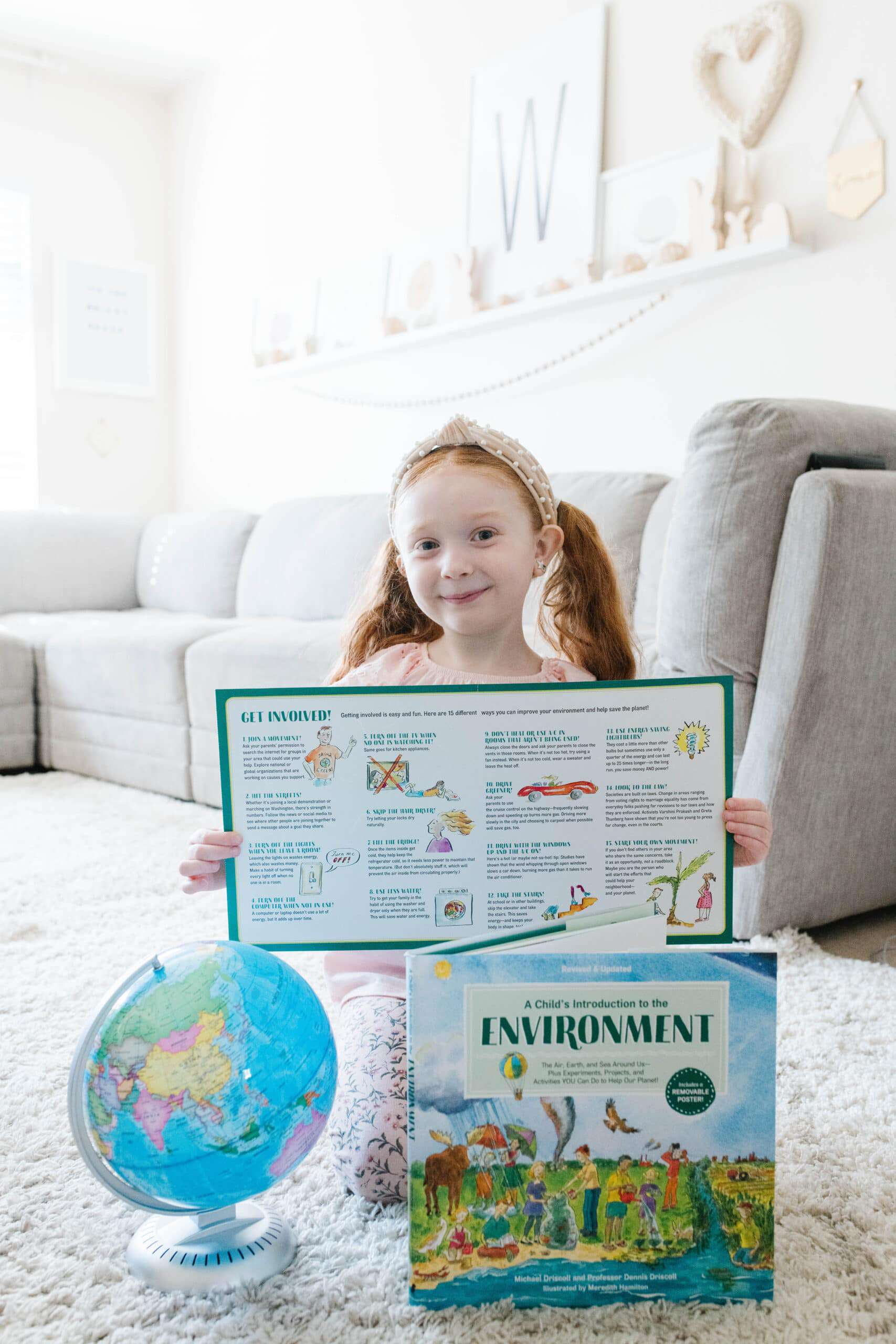 A Child's Introduction to the Environment Book