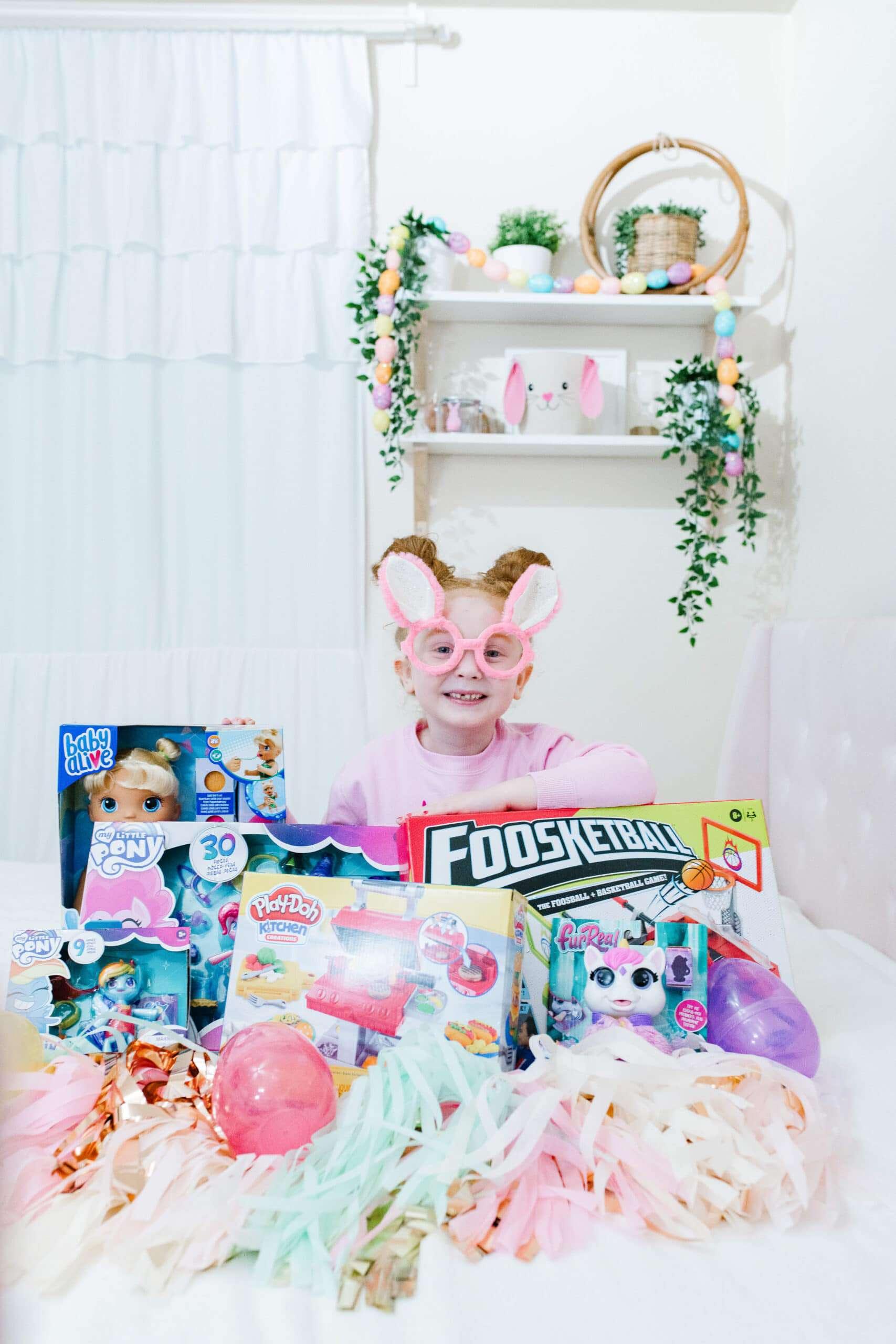 Gift Ideas For Girls Easter Hasbro