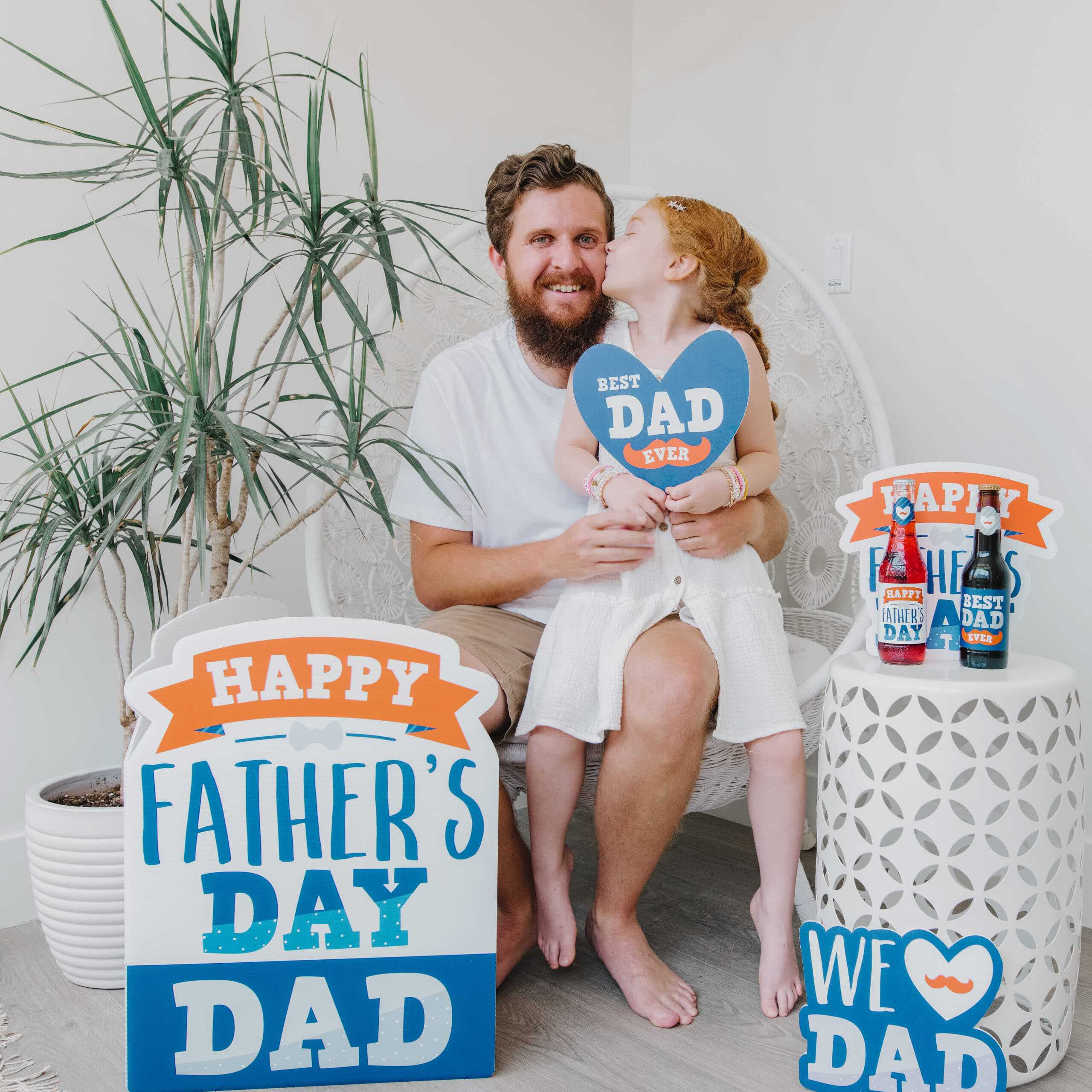 Big Dot of Happiness Father's Day