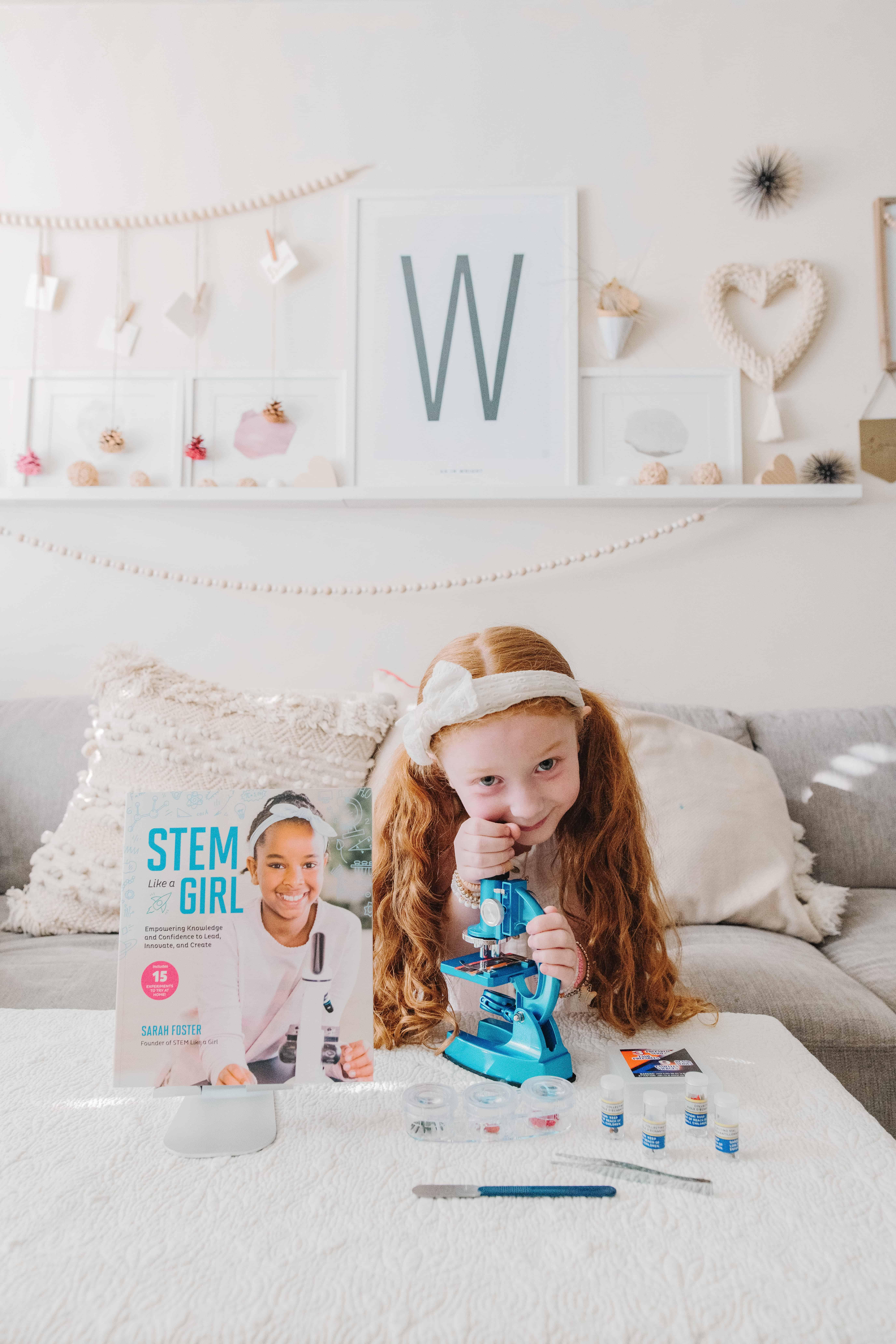 STEM Like A Girl Book